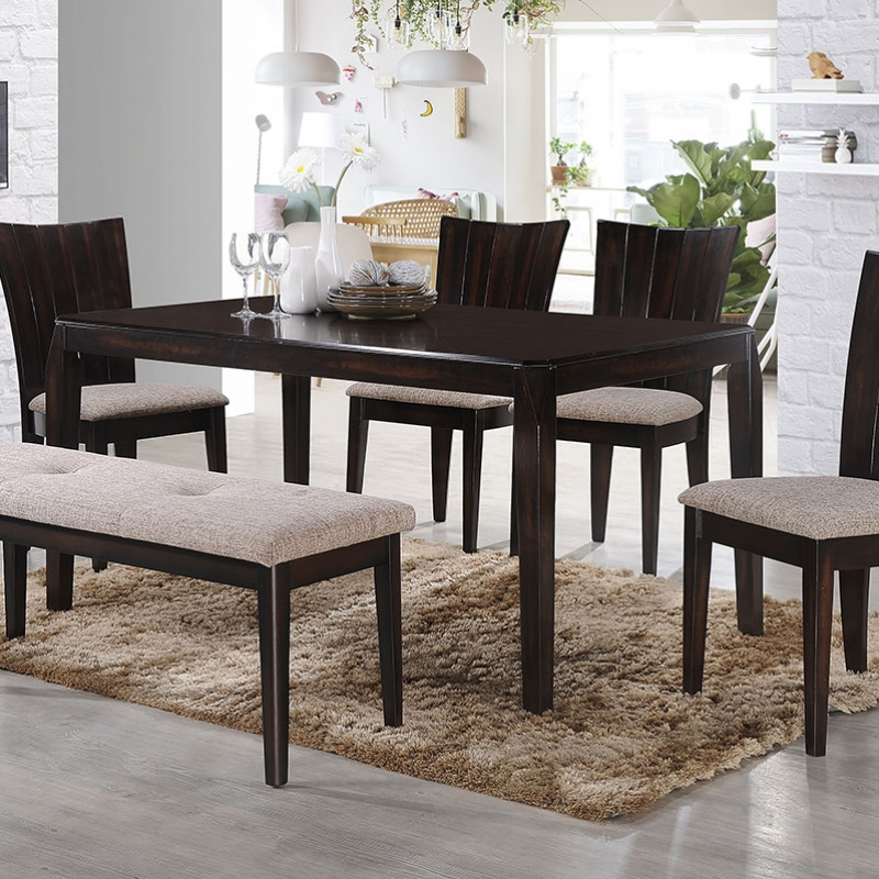 5282 Kamiak Dining Set(1+1+4) - Dining Room - Collection - Ker Global Furniture (M) Sdn Bhd