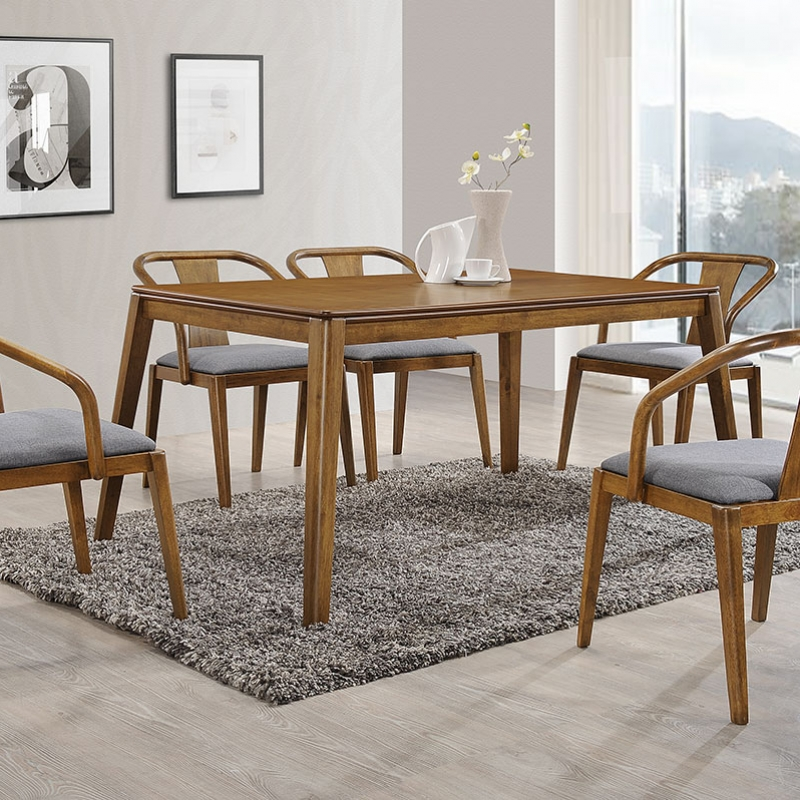 5921 Chippendale Dining Set(1+6) - Dining Room - Collection - Ker Global Furniture (M) Sdn Bhd