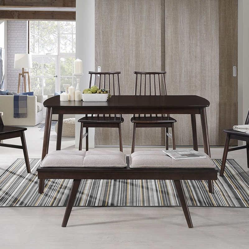 5926 Erica Dining Set(1+6) - Dining Room - Collection - Ker Global Furniture (M) Sdn Bhd