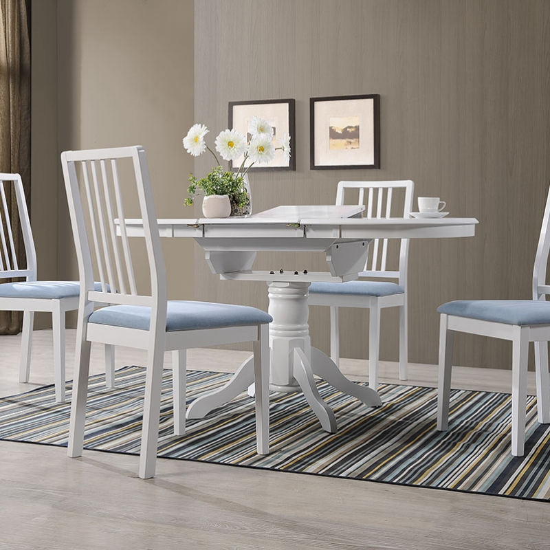 5928 Elana Dining Set(1+4) - Dining Room - Collection - Ker Global Furniture (M) Sdn Bhd