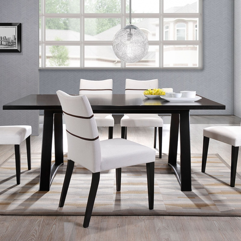 8164 Lemington Dining Set(1+6) - Dining Room - Collection - Ker Global Furniture (M) Sdn Bhd