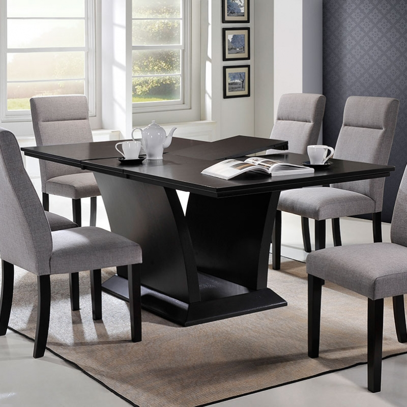 8188 Morency Dining Set(1+6) - Dining Room - Collection - Ker Global Furniture (M) Sdn Bhd