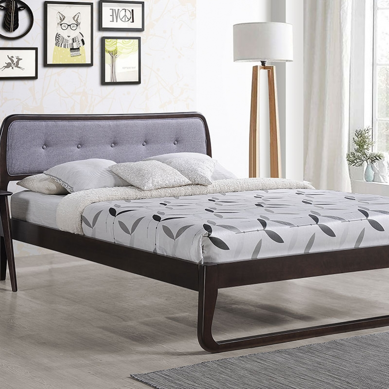BF-002 Bed Frame - Bedroom - Collection - Ker Global Furniture (M) Sdn Bhd