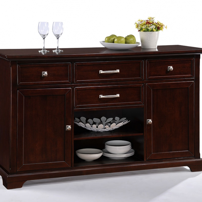 SB-5070 Buffet - Kitchen Room - Collection - Ker Global Furniture (M) Sdn Bhd