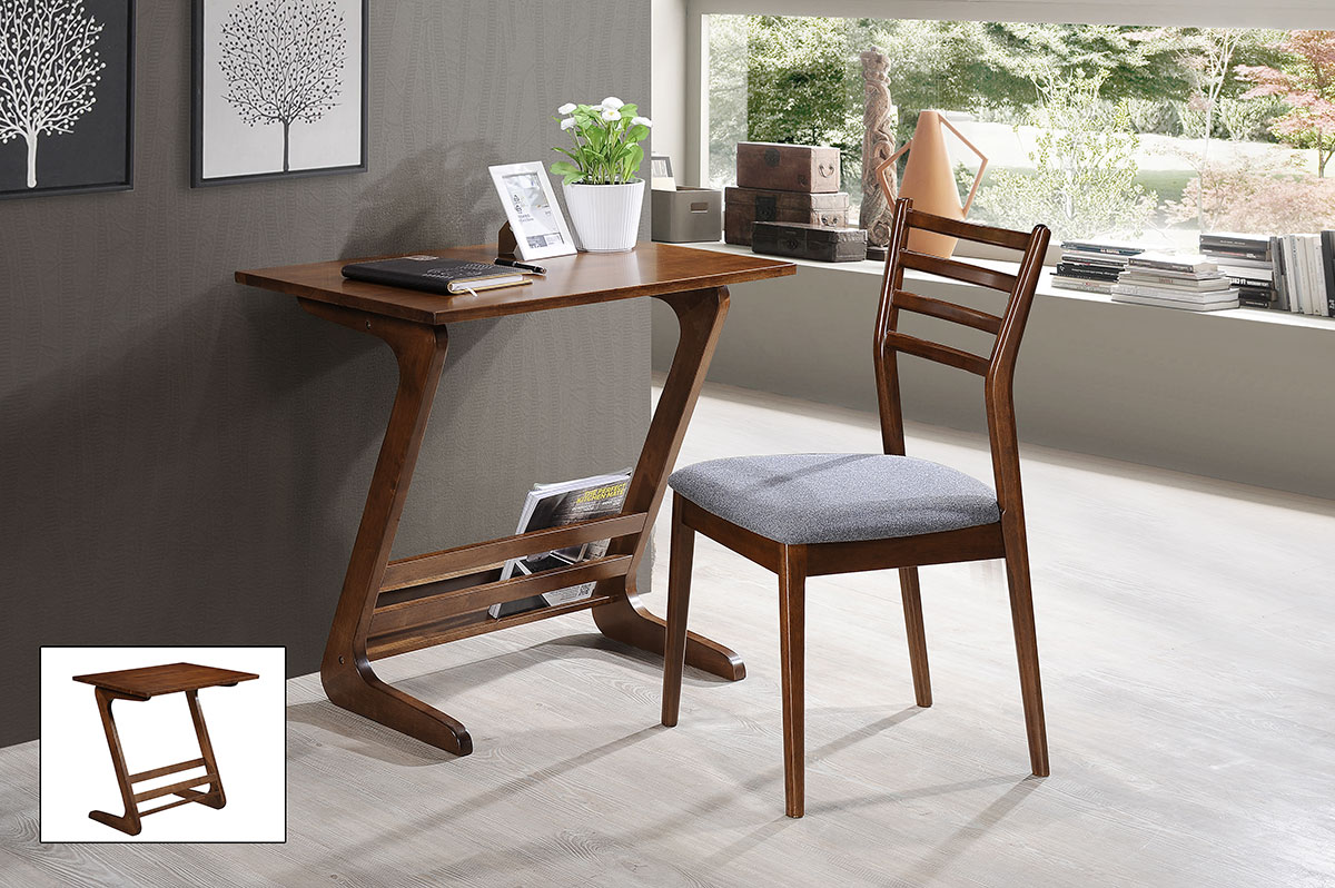5202 Costway Study Set(1+1) - Occasional - Collection - Ker Global Furniture (M) Sdn Bhd